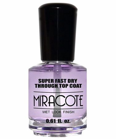 Duri Miracote Fast Drying Top Coat .61 oz