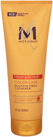 Motions Treat & Repair Color Care Sulfate-Free Cleanser 8 oz