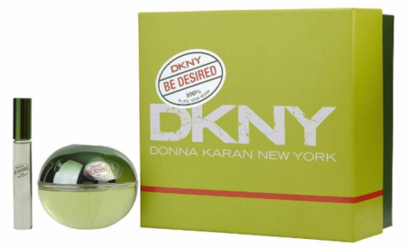 DKNY Be Desired by Donna Karan For Women 2 Piece Fragrance Gift Set 2018