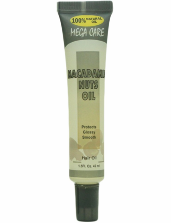 Mega Care Macadamia Nuts Hair Oil 1.5 oz