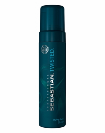 Sebastian Twisted Curl Lifter Styling Foam 6.7oz