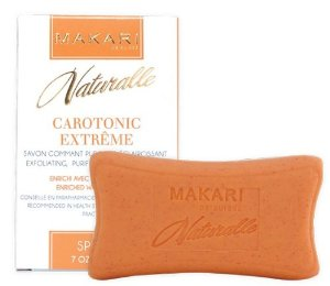 Makari Naturalle Carotonic Extreme Exfoliating Lightening Soap 7 oz / 200g