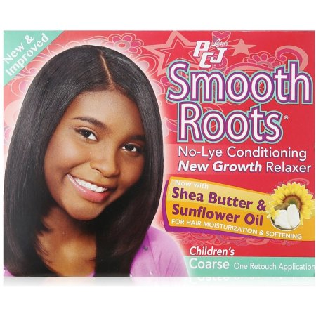 Luster's PCJ Smooth Roots No-Lye Conditioning New Growth Relaxer Super