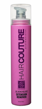 Hair Couture Gel Bond Release Remover 4.0 oz