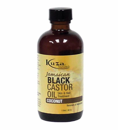 Kuza Jamaican Black Castor Oil Coconut 4 oz