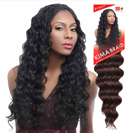 Harlem 125 Kima Braid Ocean Wave 20
