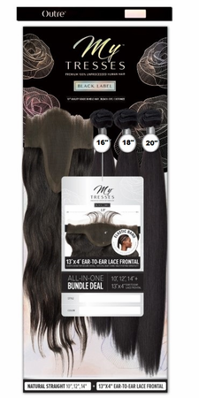 Outre My Tresses Black Label Straight 13