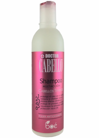 Dr. Cabello Shampoo for Color Treated Hair 12oz