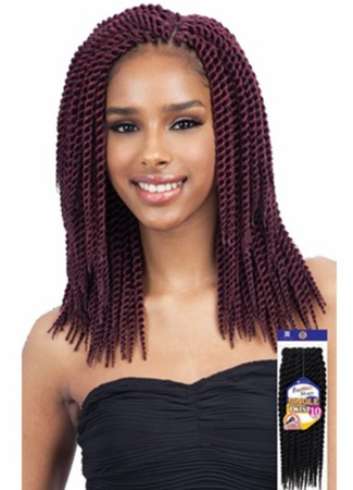 Freetress Braid Single Twist Large 10