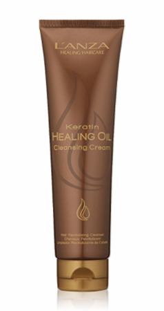 L'anza Keratin Healing Oil Cleansing Cream 3.4 oz