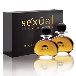 Sexual by Michel Germain For Men 2 Piece Fragrance Gift Set 2018