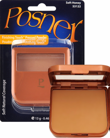 Posner Finishing Touch Translucent Pressed Powder 0.46 oz