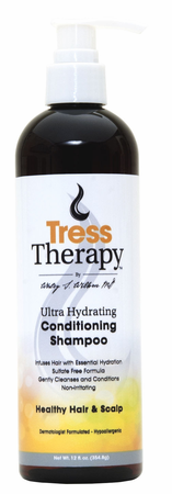 Tress Therapy Ultra Hydrating Conditioning Shampoo 12 oz
