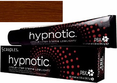 Scruples Hypnotic Single Step Hair Color Creme Lowlights 7C Hot Rush 2.05 oz 2019
