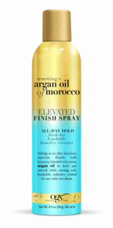 OGX Argan Oil Of Morocco Elevated Finish Spray 8.5 oz