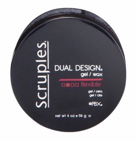 Scruples Pearl Classic Collection Dual Design Gel/Wax 4 oz