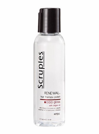 Scruples Pearl Classic Collection Renewal Hair Therapy Polish 2 oz