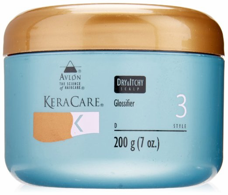 Avlon KeraCare Dry & Itchy Scalp Glossifier 7 oz