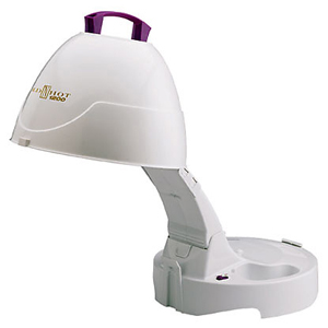 Gold N Hot Professional 1200 Watt Salon Hood Hard Hat Dryer GH9271