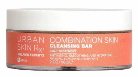 Urban Skin Rx 3-in-1 Combination Skin Cleansing Bar 2 oz