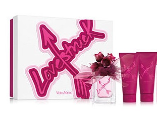 Lovestruck By Vera Wang For Women 3 Piece Fragrance Gift Set 2018