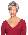 Foxy Silver Mariana J Lace Wig Synthetic