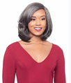 Foxy Silver Misty J Lace Wig Synthetic