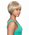 Foxy Silver Nadine Hand Stitched Wig Synthetic