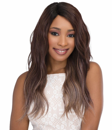 Janet Collection Kiss Part Orbit Wig Synthetic New 2019