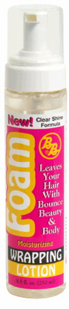 BB Pump it Up! Foam Wrapping Lotion 8oz