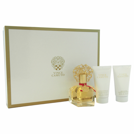Vince Camuto Perfume Fragrance For Women 3 Piece Gift Set 2018