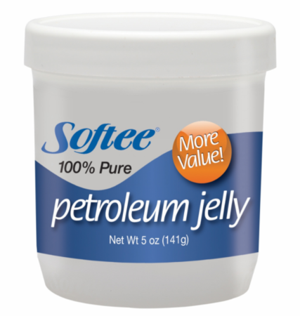 Softee 100 % Petroleum Jelly 5 oz DISC
