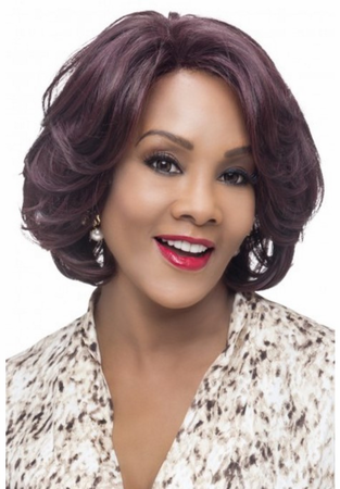 Vivica A Fox Garden Lace Front Wig Synthetic