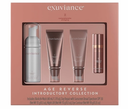 Exuviance Age Reverse Introductory Collection 4 Pieces