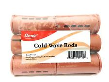 Annie Cold Wave Rods Brown Jumbo 1 1/2