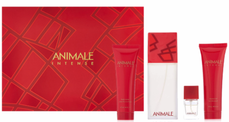 Animale Intense by Animale Fragrance for Women 4 Piece Gift Set