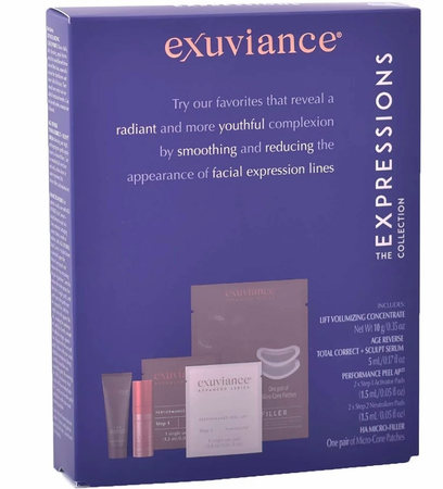 Exuviance The Expression Collection 4 Pieces