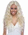 Harlem 125 LSD62 Swiss Lace Wig Synthetic