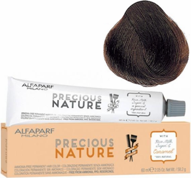 Alfaparf Milano Precious Nature Permanent Hair Color 7.32 Medium Golden Violet Blonde 2.05 oz
