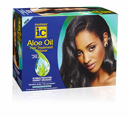 Fantasia Aloe Hair Treatment Relaxer Regular