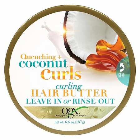 OGX Quenching Coconut Curls Hair Butter 6.6 oz