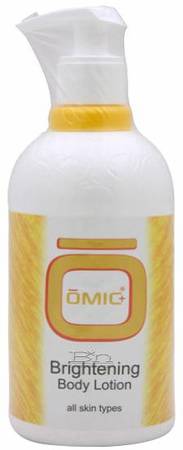 Omic Brightening Body Lotion 16.9 oz / 500ml