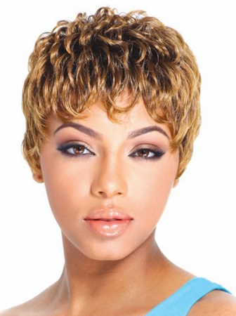 R&B Collection Honey Wig Synthetic