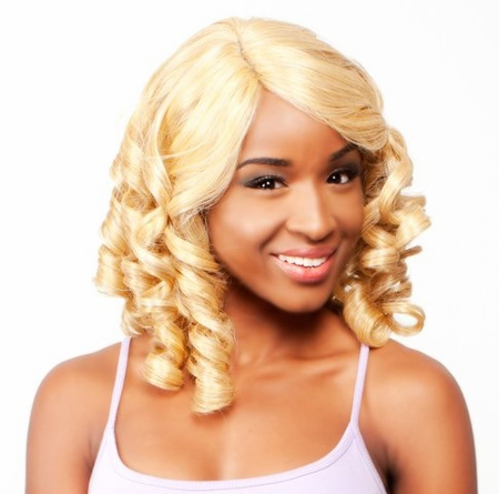 R&B Collection Now Lace Front Wig Synthetic