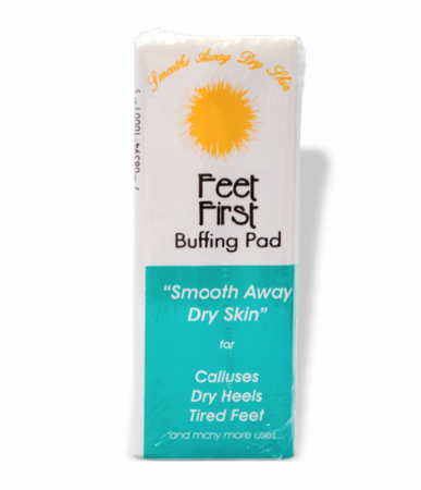 Feet First Spa Buffing Pad