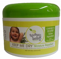 Love My Baby Naturals Moisturizing Repellent Keep Me Dry 8 oz