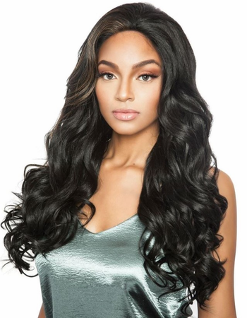 Mane Concept Brown Sugar BS410 Lace Front Wig Human Hair