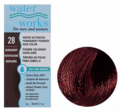 Water Works Powder Hair Color Burgundy 28