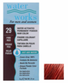 Water Works Powder Hair Color Fire Red 29