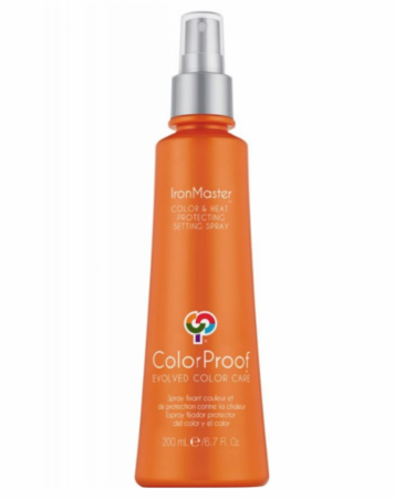 Color Proof Iron Master Color and Heat Protecting Setting Spray 6.7 oz